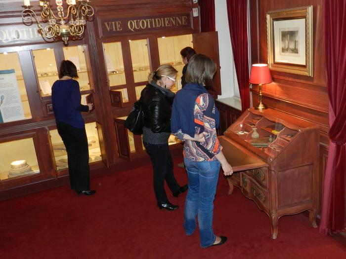 Nuit des musées 2019 -Visite du musée