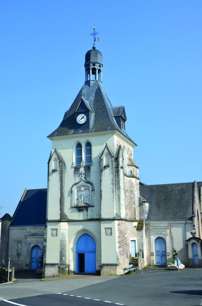 Journées du patrimoine 2019 - Visites guidées de l'église Saint Pierre