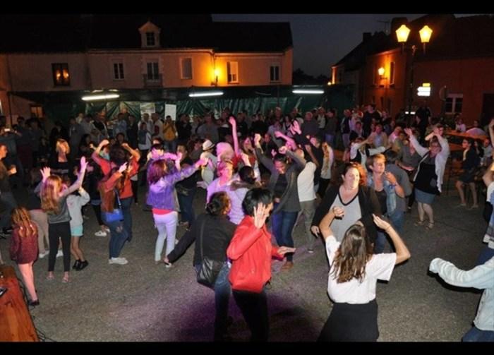 Fête de la musique 2019 - DJ Animax & Julien // Les Brockanters // Association musicale de Frossay