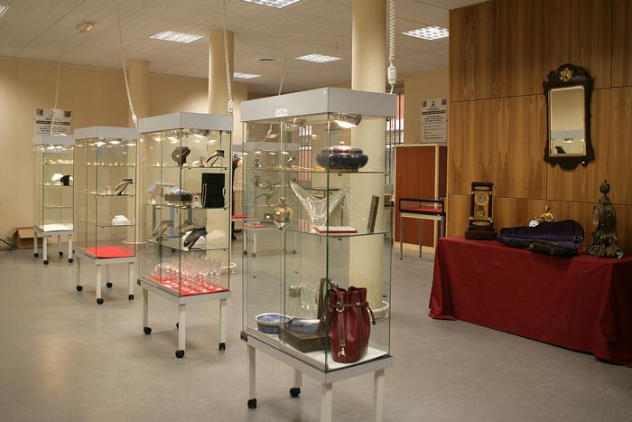 Journées du patrimoine 2019 - Exposition de bijoux et d'objets d'art présentés à la prochaine vente aux enchères
