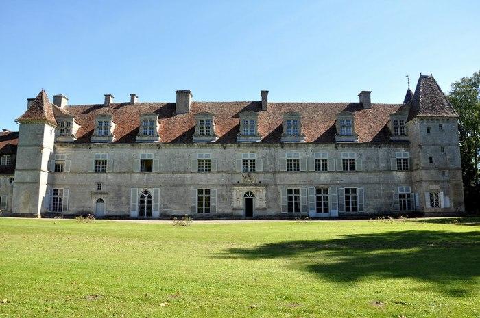 Journées du patrimoine 2020 - Visite guidée du château de Lux