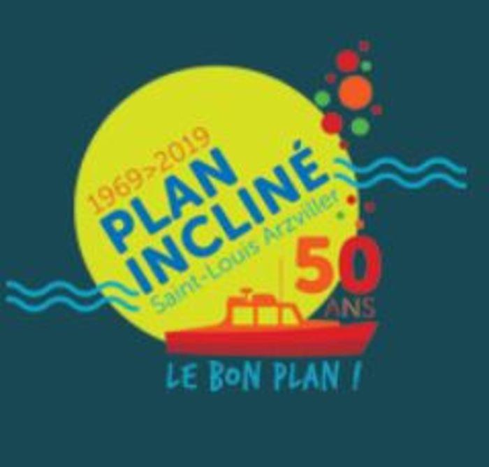 Journées du patrimoine 2019 - Exposition pour les 50 ans du plan incliné de Saint-Louis Arzviller