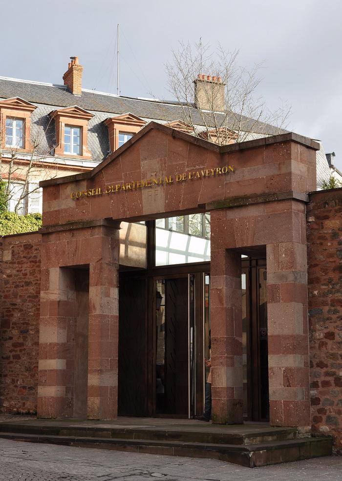 Journées du patrimoine 2019 - Visite libre de l'Hémicycle du Conseil Départemental