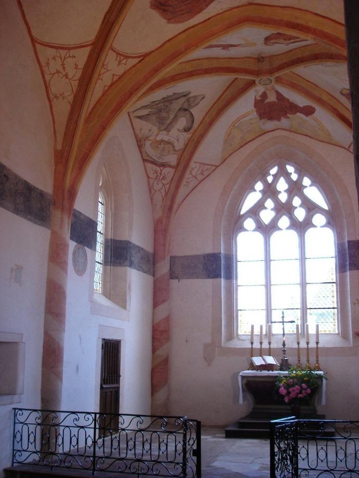 Journées du patrimoine 2019 - Visite de l'Église Saint-Julien
