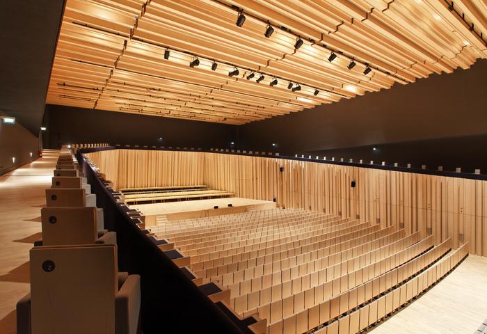 Journées du patrimoine 2019 - Dans les coulisses du Théâtre-Auditorium