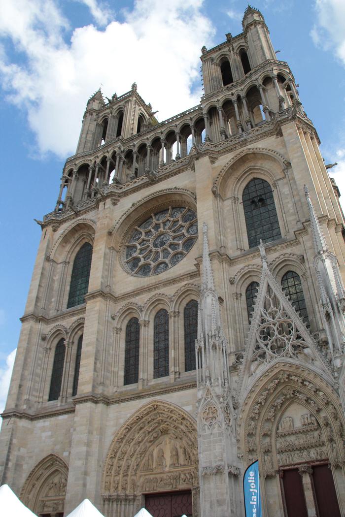 Journées du patrimoine 2019 - Visite libre de la Collégiale Notre-Dame