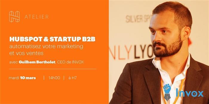 Hubspot & Startups B2B