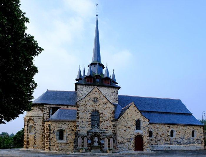 Journées du patrimoine 2020 - Visites commentées de l'église romane St-Pierre-et-St-Paul