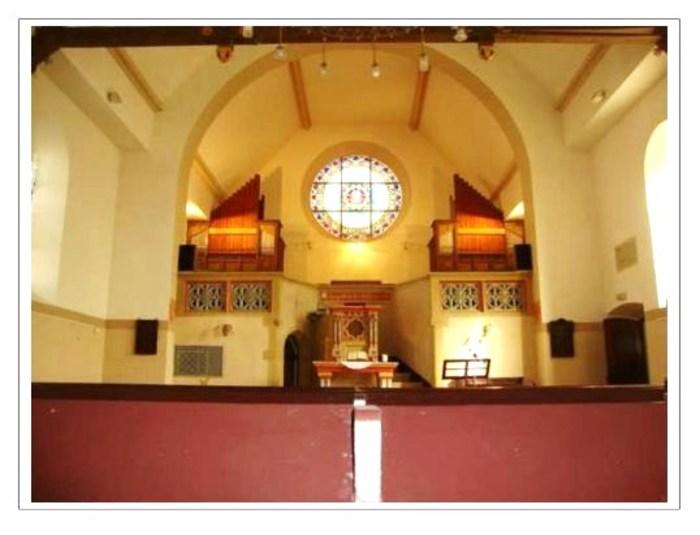 Journées du patrimoine 2020 - Visite guidée du Temple de Longeville-lès-Metz