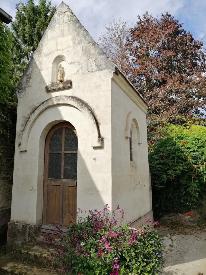 Journées du patrimoine 2020 - Chapelle de la Victoire
