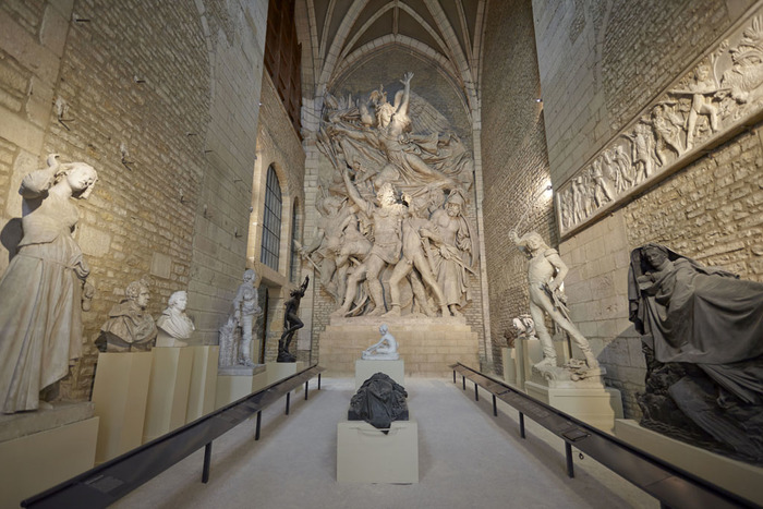 Journées du patrimoine 2020 - Visite guidée du musée Rude