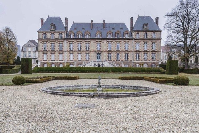 Journées du patrimoine 2020 - Visites des salons et des jardins de la préfecture