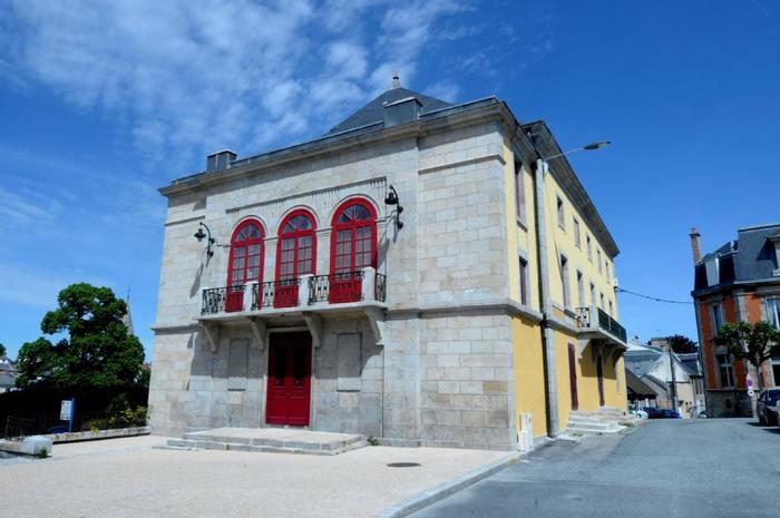 Journées du patrimoine 2020 - Visite du théâtre