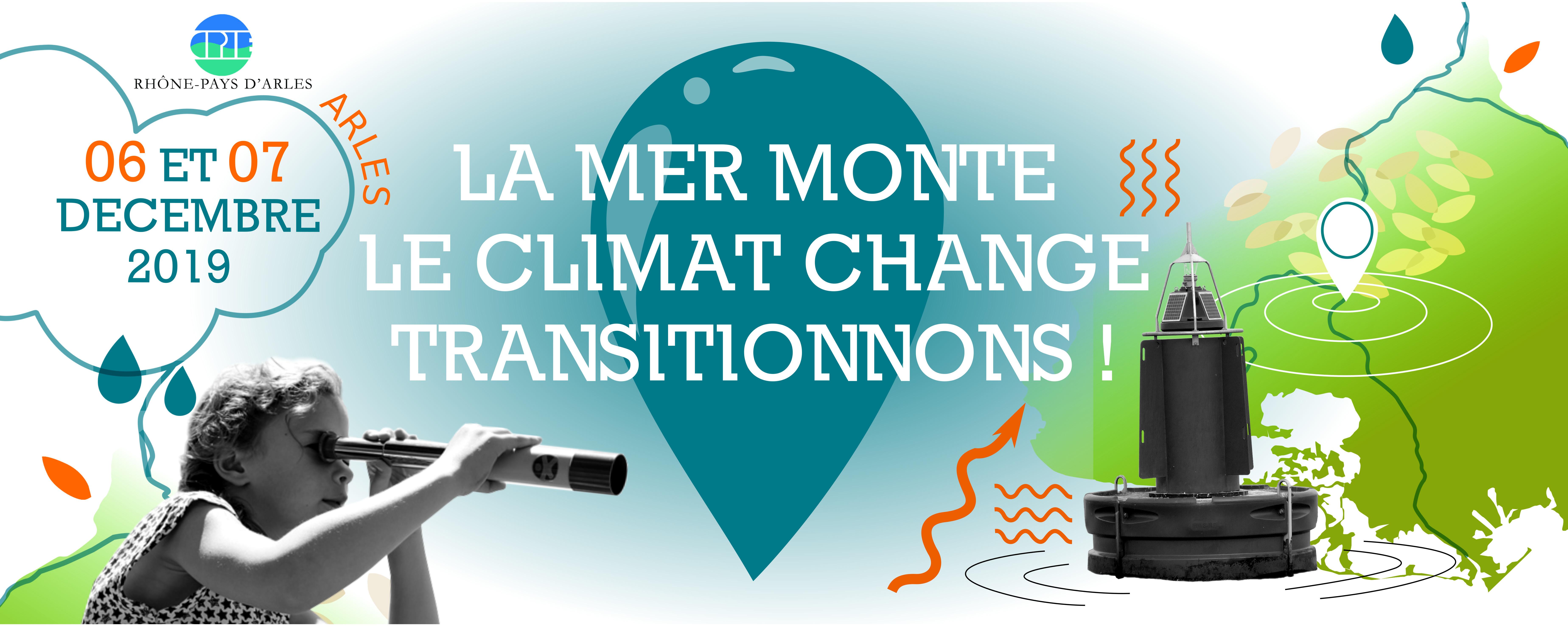 Partageons nos expériences et nos idées et faisons face ensemble au changement climatique !