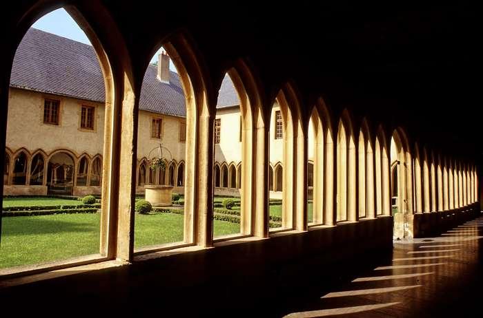 Journées du patrimoine 2020 - Visite guidée des jardins du Cloître des Récollets