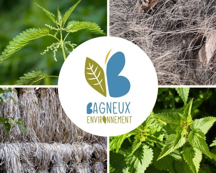 Les P'tits Ateliers Nature : Les fibres végétales