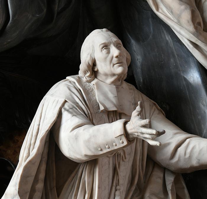 Journées du patrimoine 2020 - Visite commentée du tombeau du curé Jean-Baptiste Languet
