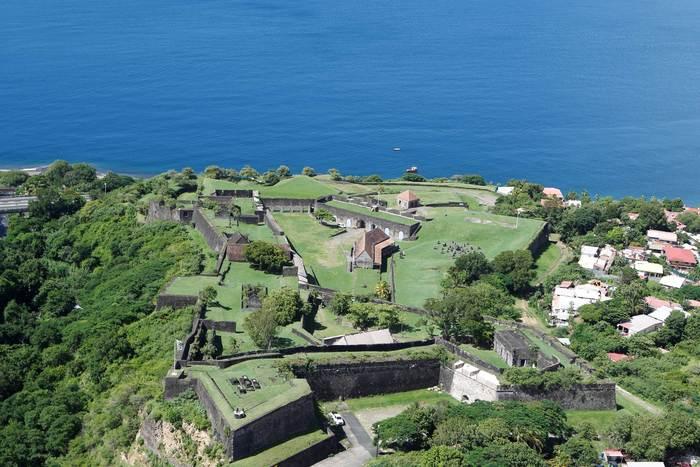 Journées du patrimoine 2019 - Cerfs volants et petit kabwa au fort Delgrès