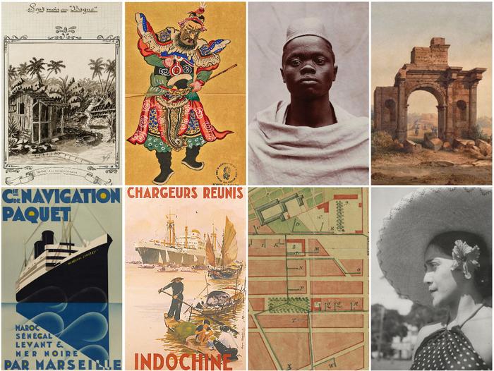Journées du patrimoine 2019 - Dans les coulisses des Archives nationales d'outre-mer