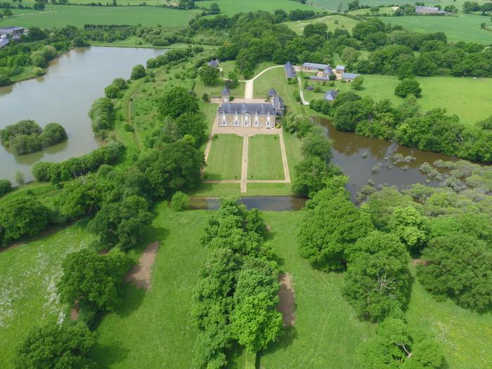 Journées du patrimoine 2020 - Visite libre du parc du château du PUY