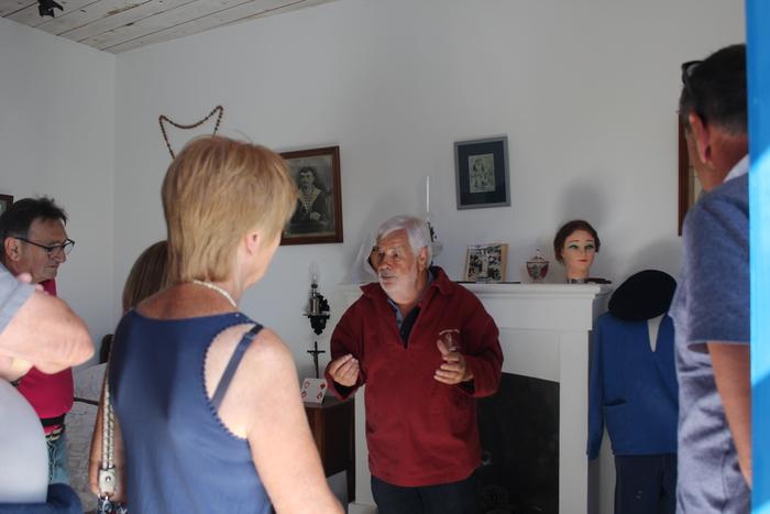 Journées du patrimoine 2019 - Visite commentée de la Maison du pêcheur
