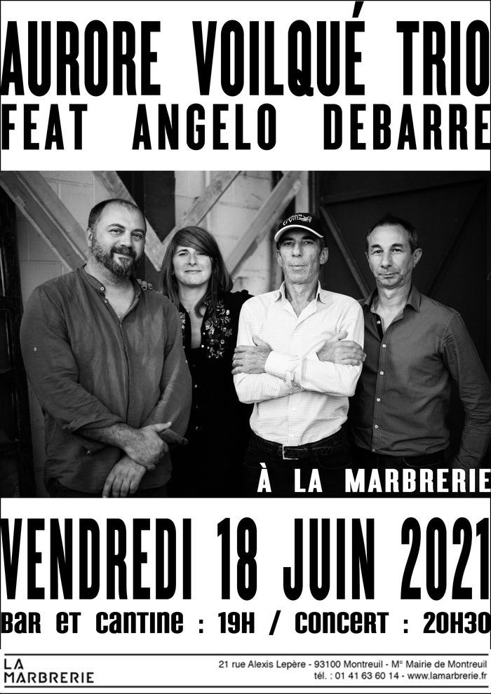 Après de nombreux projets, tous très différents les uns des autres la violoniste et chanteuse Aurore Voilqué, sort un deuxième album en hommage à la musique manouche aux cotés d'Angelo Debarre.