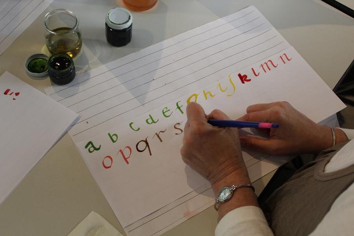 Journées du patrimoine 2019 - Atelier : découverte de la calligraphie