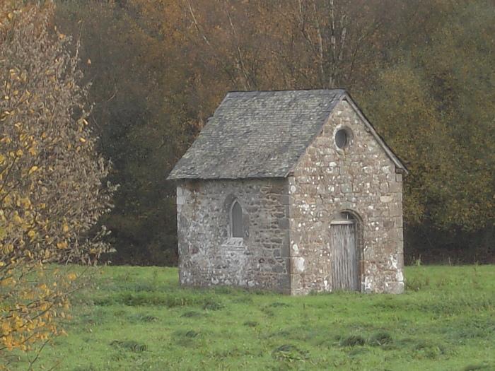 Journées du patrimoine 2020 - Visite de l'ancien ermitage et prieuré de Fontaine Géhard
