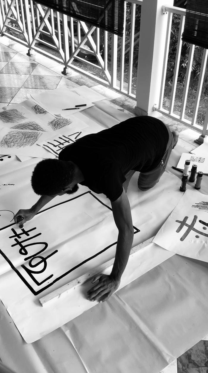 Journées du patrimoine 2019 - FdF / Les Archives / Création graphique collective avec Arthur Francietta / atelier