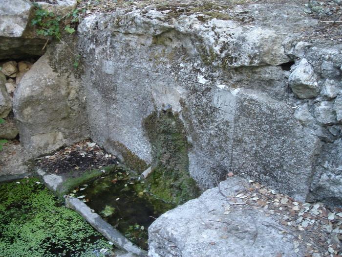 Journées du patrimoine 2020 - L'eau à Cabrières d'Avignon