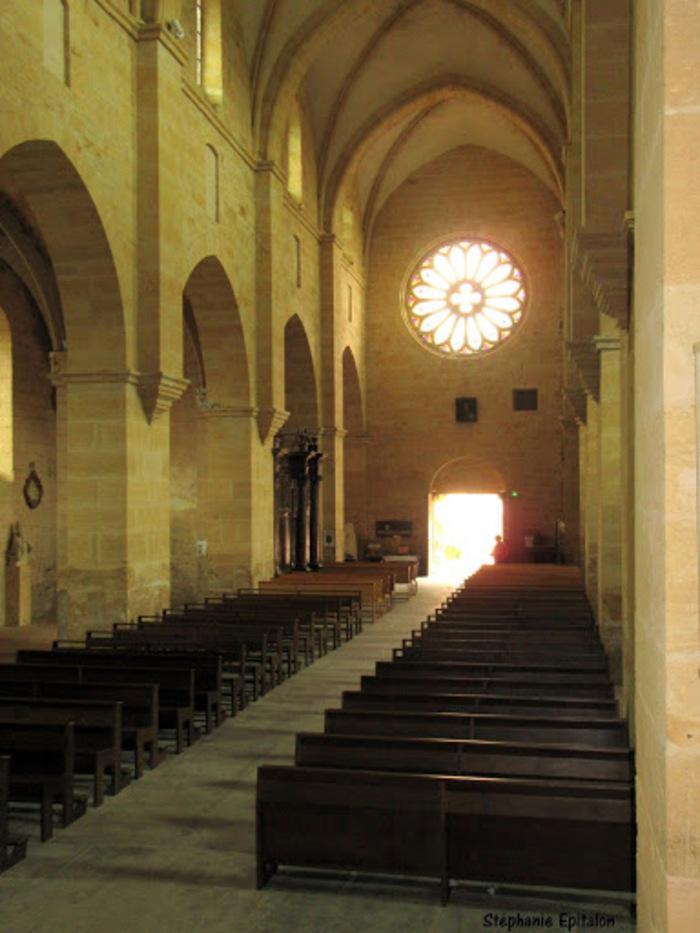 Journées du patrimoine 2020 - Visites guidées de l'église abbatiale de La Bénisson-Dieu