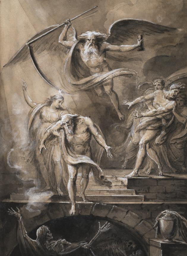 Exposition « Jean-Marie Delaperche, un artiste face aux tourments de l'Histoire »