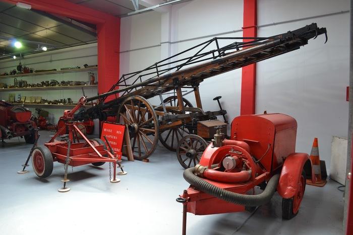 Journées du patrimoine 2020 - Visite guidée du Musée des Pompiers