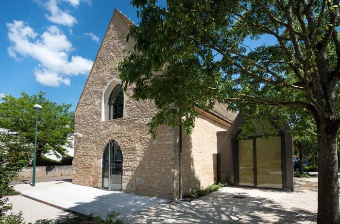 Journées du patrimoine 2019 - Visite commentée de la Chapelle du Saint-Esprit à Beaune