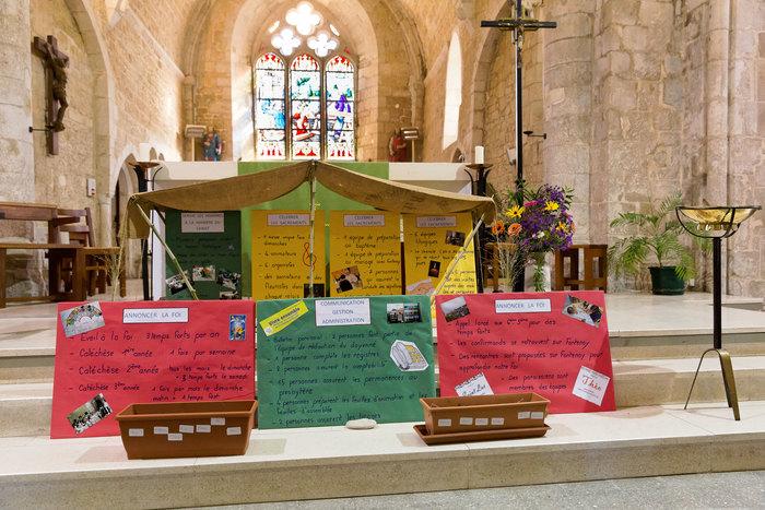 Journées du patrimoine 2019 - Visite Eglise Notre Dame de la Nativité de Fontaines
