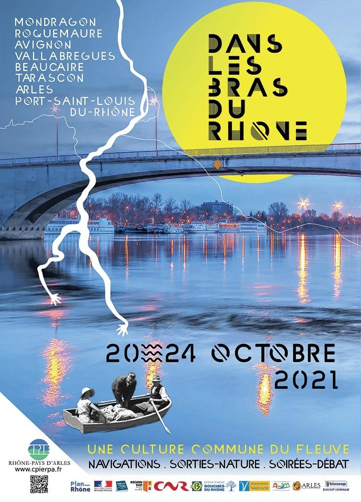 5ème édition de ce festival pluridisciplinaire pour découvrir les facettes cachées du Fleuve…