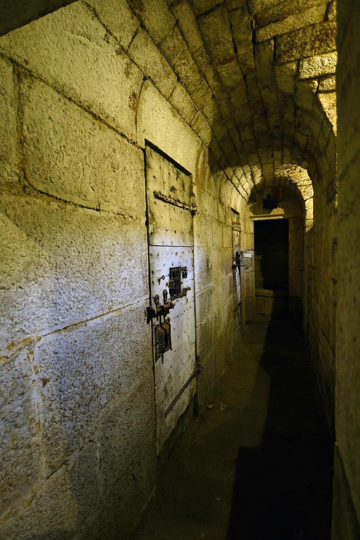 Journées du patrimoine 2019 - Visite des anciennes prisons royales