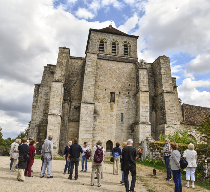 Journées du patrimoine 2019 - Église du Chalard