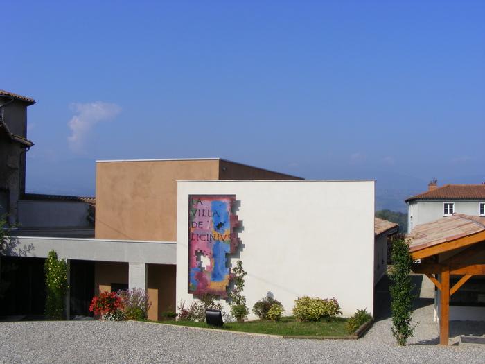 Journées du patrimoine 2020 - Villa de Licinius - Clonas et ses richesses patrimoniales