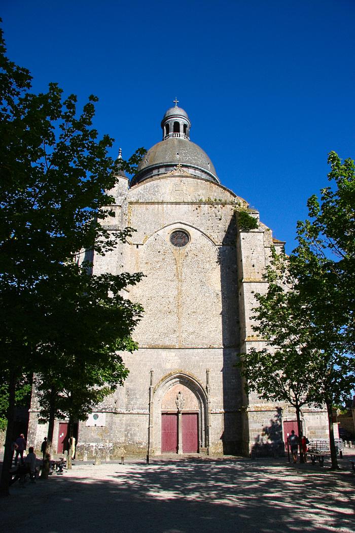 Journées du patrimoine 2019 - Visite libre de la collégiale Saint-Quiriace