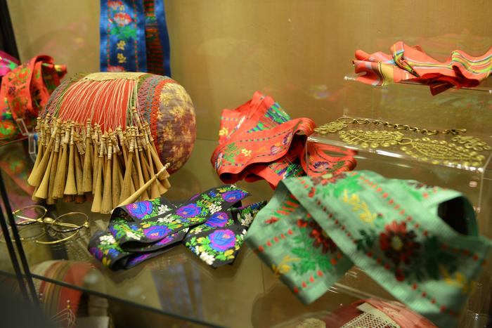 Journées du patrimoine 2019 - Découverte des costumes traditionnels de la vallée de la Maurienne, de l'histoire de la savoie des origines à 1860.