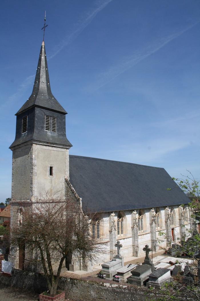 Journées du patrimoine 2020 - Visite libre de l'église Saint-Pierre-Es-Liens