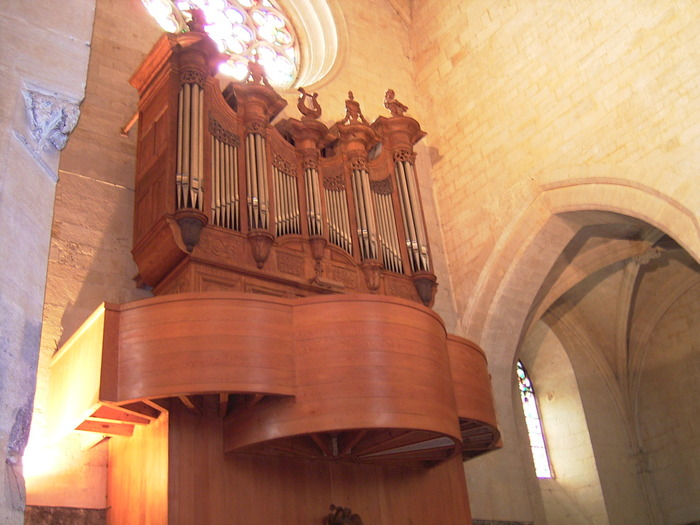 Journées du patrimoine 2020 - Visite guidée des orgues