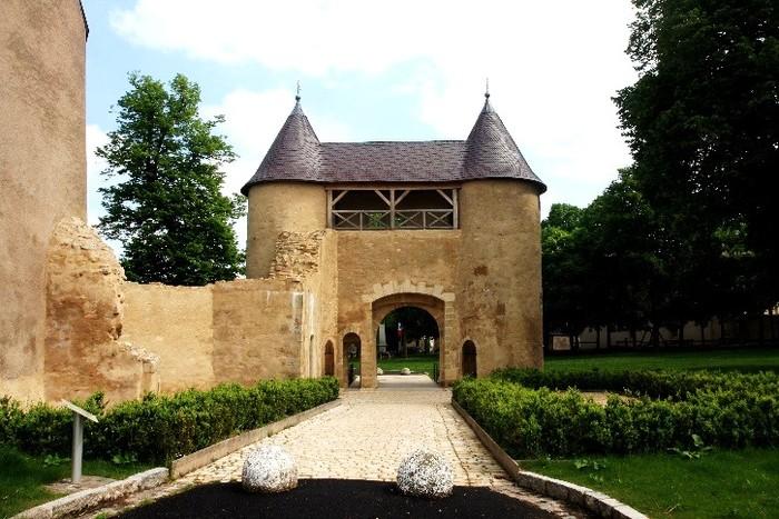 Journées du patrimoine 2020 - Visite guidée de la ville de Vic-sur-Seille