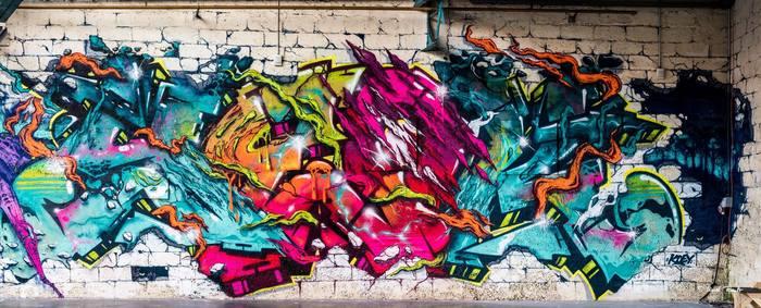 Journées du patrimoine 2019 - Ateliers parents/enfants autour du Street Art/Graffiti