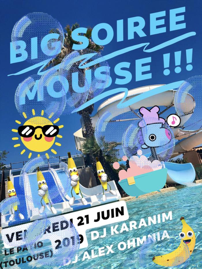 Fête de la musique 2019 - Soirées mousse d'Alex Ohmnia Discomobile with DJ Karanim Disco