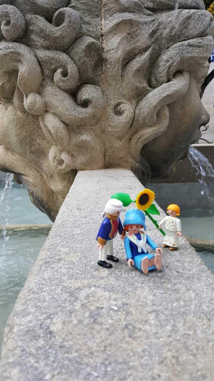 Journées du patrimoine 2019 - Jeu :  histoires et figurines