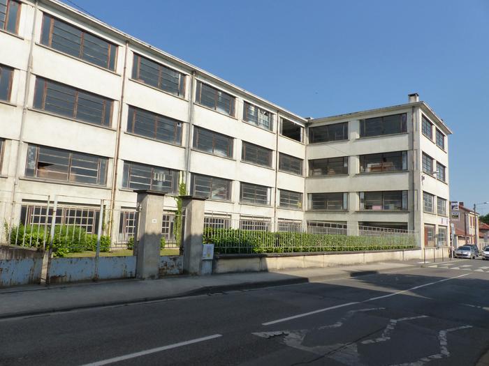 Journées du patrimoine 2020 - visite ancienne usine Gégé