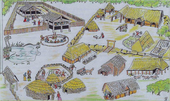 Journées du patrimoine 2019 - A la découverte d'un village Celte