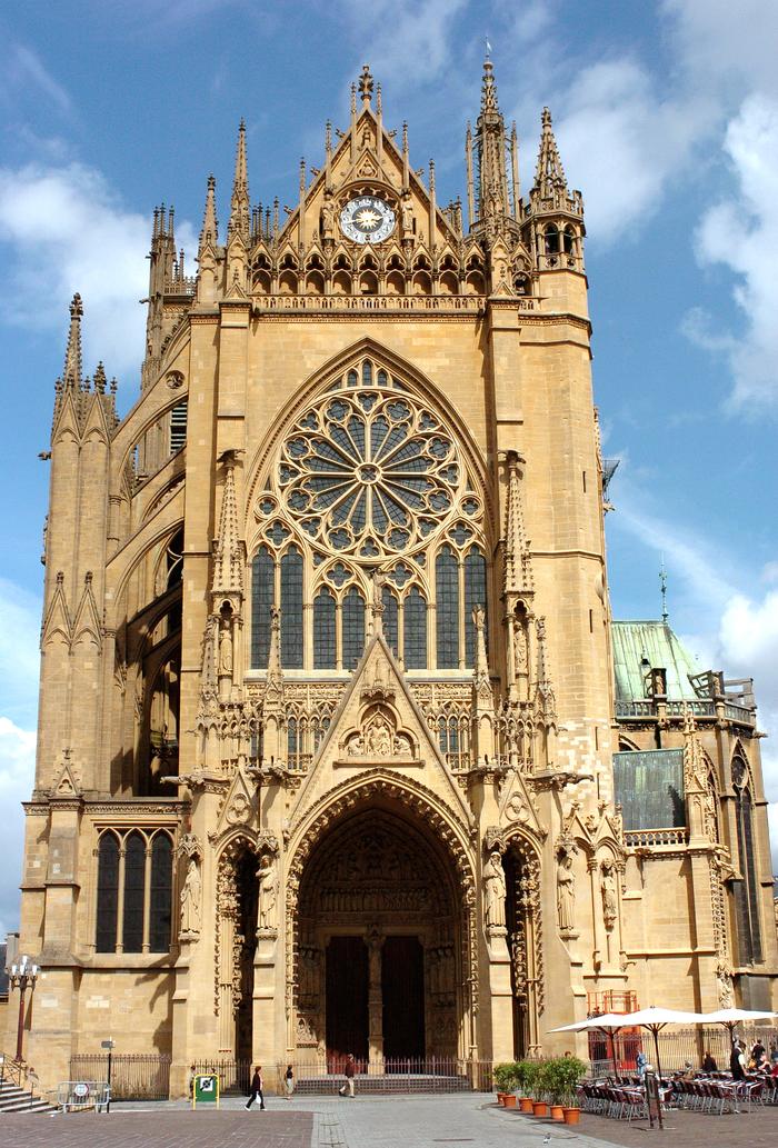 Journées du patrimoine 2019 - Visite libre de la Cathédrale Saint-Etienne